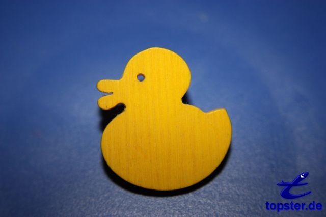 My toy duck