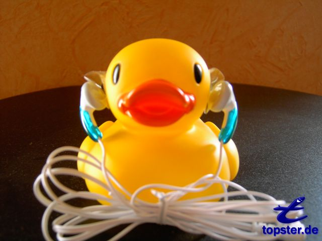 After work, I hear cool duck to chill out music