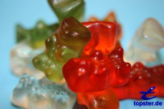 Gummy mix