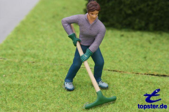 Jardineiro em miniatura