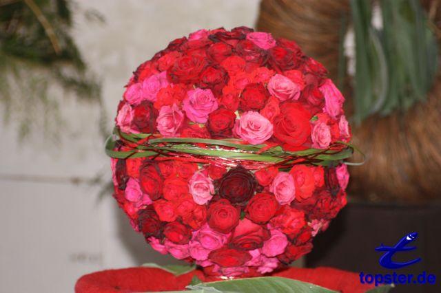 Bola rosa