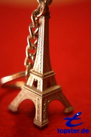 Eiffeltoren-sleutelhanger