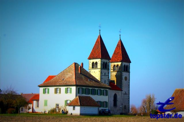 St. Peter e Paul, isola di Reichenau