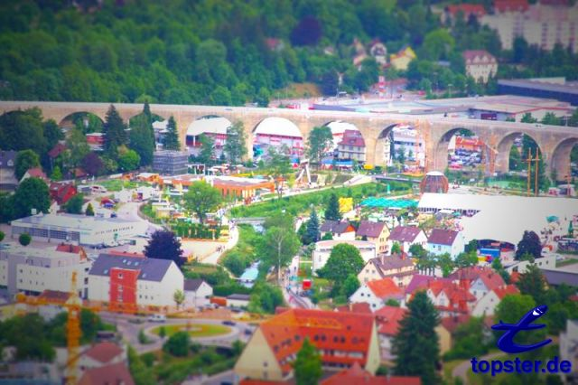 Landesgartenschau à Nagold