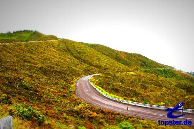 Strada della montagna