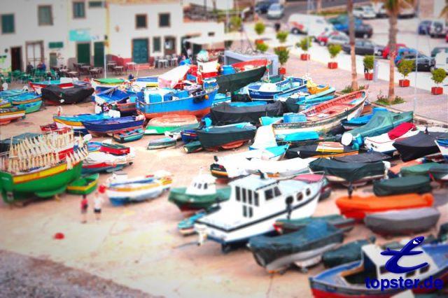 Piccole imbarcazioni