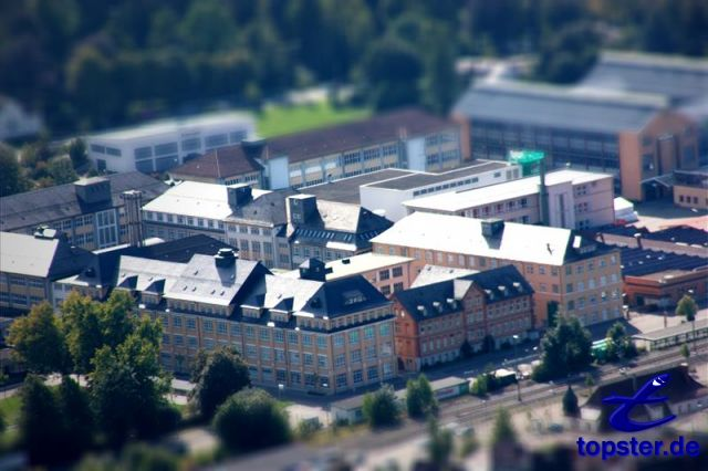 Fabryka w Albstadt