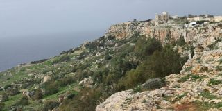Dingli cliffs on Malta