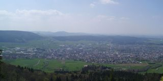 Trinity mountain near Spaichingen