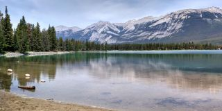 Edith Lake, Jasper
