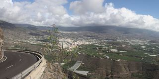 El time viewpoint, La Palma