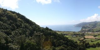 Views of Faial da Terra, Azores