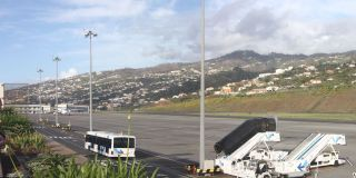 From Madeira airport