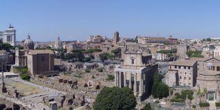 Forum Romanum, Roms