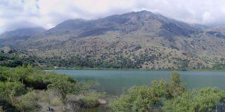 Kurnas lago, Creta