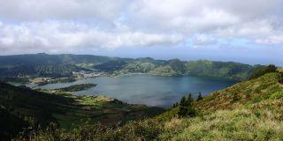 Lagoa Azul (1), Insulele Azore
