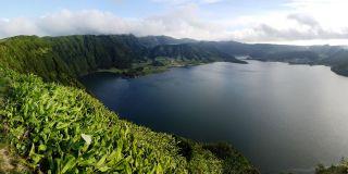 Lagoa Azul (2), Insulele Azore