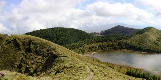 Lagoa Rasa (1), Insulele Azore