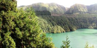 Lagoa de Santiago, San Miguel, Azores