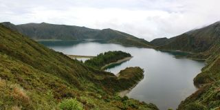 Lagoa hace Fogo, Azores