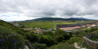 Lajes airport