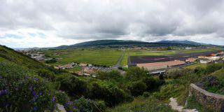 Aéroport de Lajes
