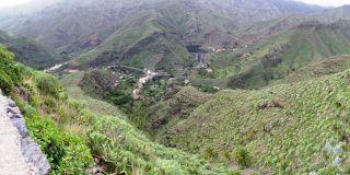 Mirador de Lezcano, La Gomera