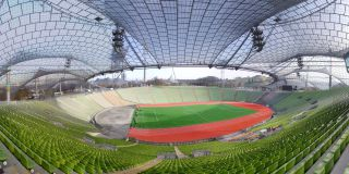 Olympic Stadium in Munich