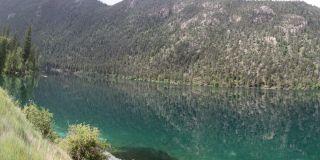 Павильон озеро