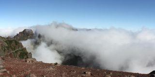 Pico de Arieiro, Madeira