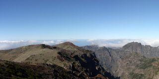 Pico hace Arieiro, Madeira