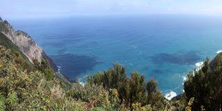 Hacer pico Furado, Madeira