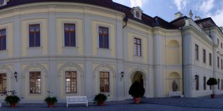 Residence castle Ludwigsburg, Court of honour
