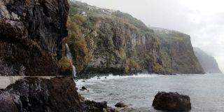 Побережье возле Рибейра-Брава, Мадейра