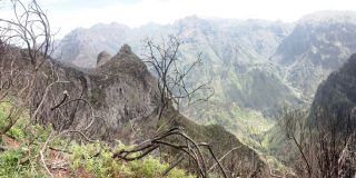 Central mountains of Madeira (Part 2)